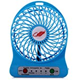 Naivete Powerful Portable Wireless Rechargeable Mini USB Fan With 2200 mAh Lithium-ion Battery Inside