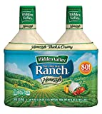 Product of Hidden Valley Original Ranch Homestyle Salad Dressing Bottles, 2 pk./
