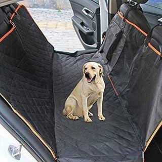 LUZAISHENG Car seat Cover Protection pad Nonslip Folding Waterproof Car Rear Seat Cover Pet Cat Dog Cushion Mat, Size: 150...