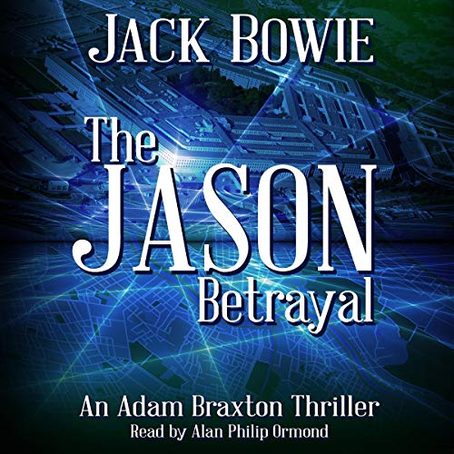 The Jason Betrayal audiobook cover art