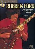 Robben Ford Signature Licks Tab Book/Cd.