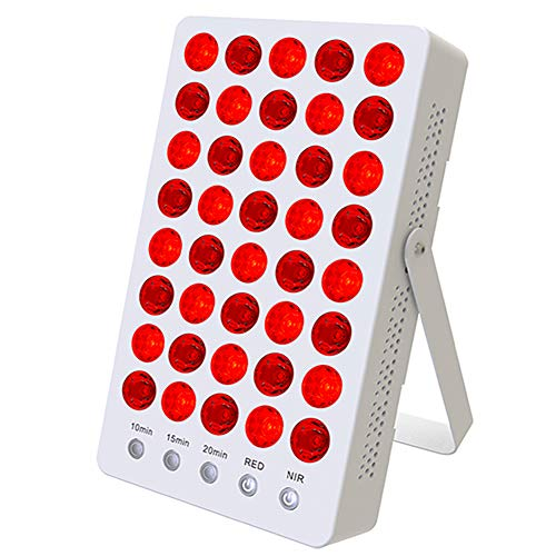 For Sale! Hi-Sdard Red Light Therapy 660nm 850nm 200W Red Light Therapy Lamp for Back Pain, Muscle P...