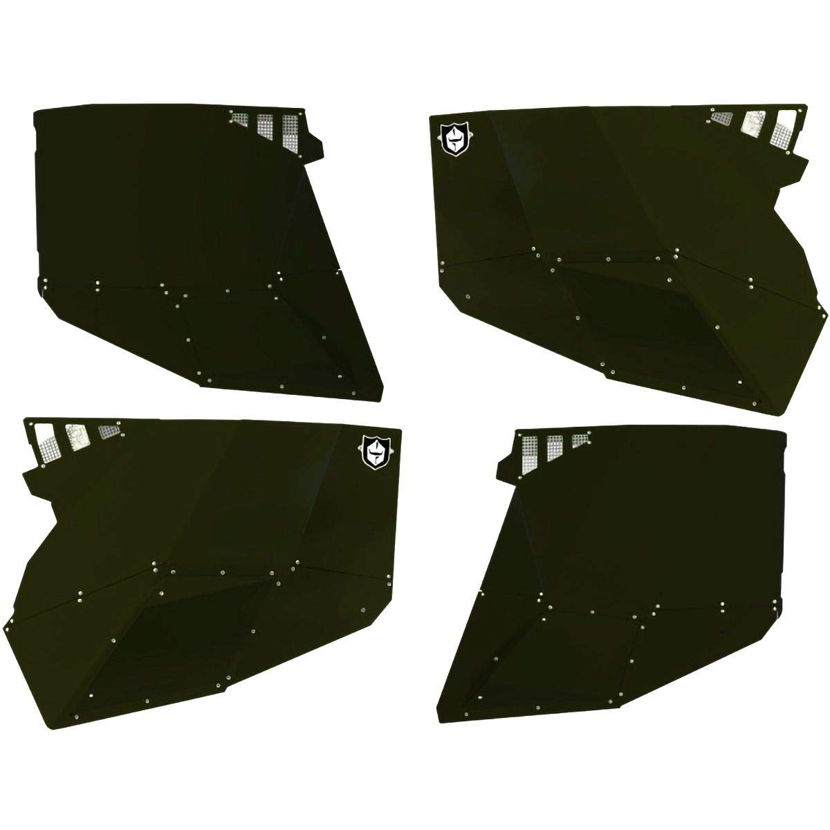 Pro Armor Rear Door Slam Latch Polaris RZR XP 4 800 900 2008-2014 P101291