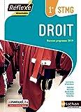 Droit - 1re STMG (Pochette)
