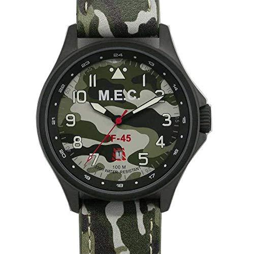 Reloj M.E.C. Military TF45-GR