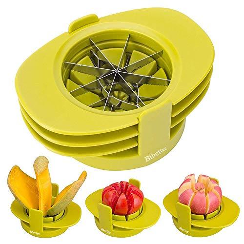 4in1 Multifunctional Fruit Slicers Set for Fruit Cutter Apple Pear Orange...