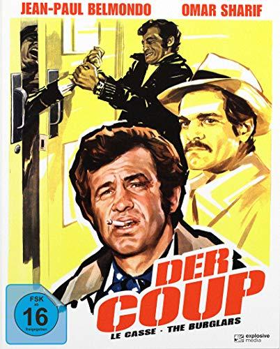 Der Coup (Le Casse) [Mediabook B] (exklusiv bei Amazon.de) [Blu-ray]