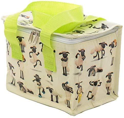 Shaun das Schaf - Lunchbox Kühltasche gewebte isolierte Tasche Picknick