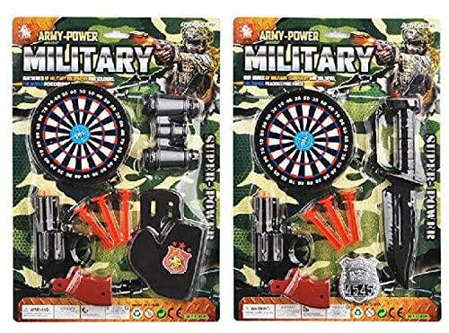 TOINSA- Blister Armas Militar proyectiles, Multicolor (03-10103)
