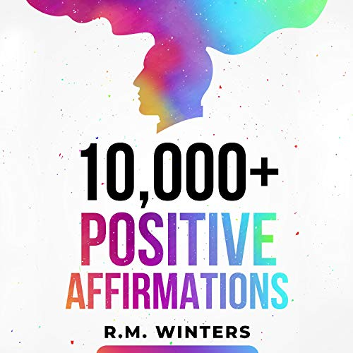 10,000+ Positive Affirmations cover art
