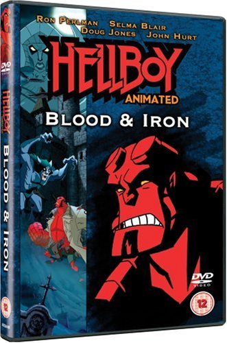 Hellboy Animated - Blood and Iron [UK Import]
