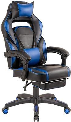 Amazon.com: Bellezza Executive Racing Style Bucket Seat PU