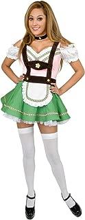 Charades Adult Bavarian Beer Garden Girl Costume