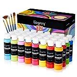 32 Farben Acrylfarben Set,...