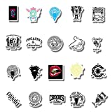 20 PCS Stickers Pack Crooks Aesthetic and Vinyl Castles Colorful Waterproof for...