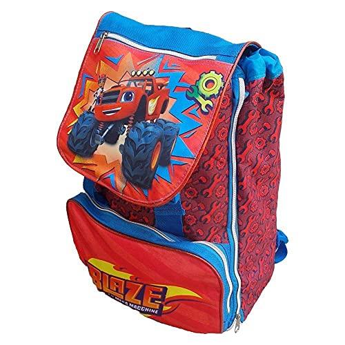 MCM Zaino Estensibile Blaze Mochila Infantil 40 Centimeters Rojo