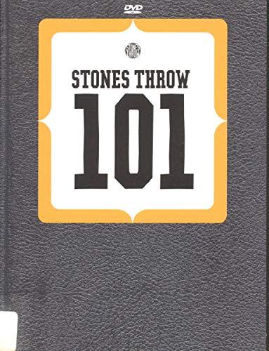 Various Artists - Stones Throw: CD Mix Compilation (+ Audio-CD) [2 DVDs]