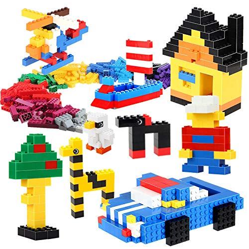 Kinder DIY Bausteine Geburtstagsgeschenke kleine Partikel Jungen und Mädchen dreidimensionale Rätsel zusammengestellt Ornamente Dekoration-Zwischenversion, um den Boden zu senden