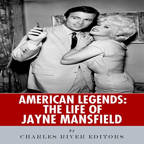 American Legends: The Life of Jayne Mansfield audiobook cover art
