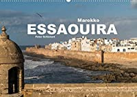 Marokko - Essaouira (Wandkalender 2022 DIN A2 quer): Der malerische historische Ort Essaouira in einem Kalender voller Atmosphaere vom Reisefotografen Peter Schickert. (Monatskalender, 14 Seiten )