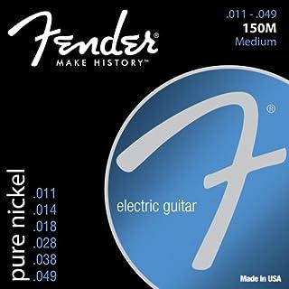 Best Fender Original Pure Nickel 150 Guitar Strings Review