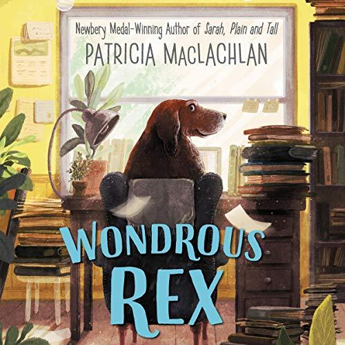 Wondrous Rex cover art