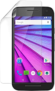 Celicious Vivid Plus mild anti-bländning skärmskydd film kompatibel med Motorola Moto G 4G (2015) [2-pack]