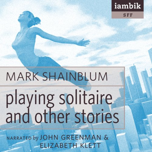 Playing Solitaire and Other Stories copertina