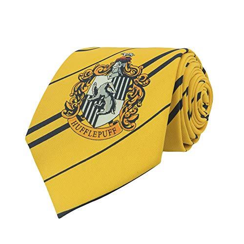Cinereplicas Krawatte Harry Potter Offizielle Micro Fiber (Hufflepuff)
