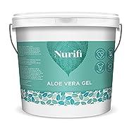 1KG 99% Pure Aloe Vera Gel - by Nurifi - for Face, Skin & Hair