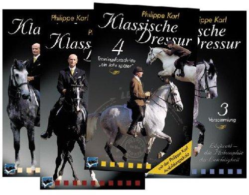 Klassische Dressur - Set [4 DVDs]
