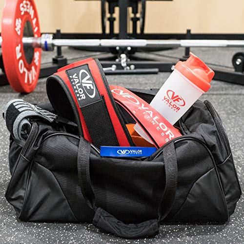 Valor Fitness PRB-XXL-Red Resistance Band for Pull Ups, Bench Presses, Squats, Deadlifts, and More - Size XXL