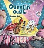 Quentin Qualle - Rock am Riff: Mit Lieder-CD von Jens Carstens ( 14. Januar 2015 )