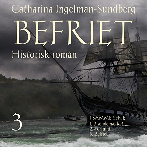 Befriet audiobook cover art