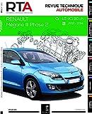 E.T.A.I - Revue Technique Automobile 801 - RENAULT MEGANE III - 2012 à 2014