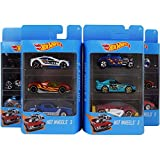 Hot Wheels 3 Cars Set, Designs may vary