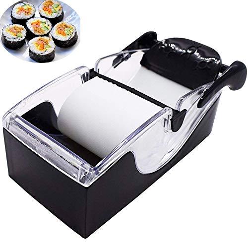 Sushi Maker Rouleau, équipements de sushi Maker Perfect Roll Sushi machine DIY de cuisine facile magique Gadget