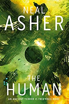 The Human (Rise of the Jain) by [Neal Asher]