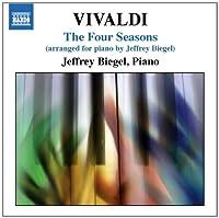 Vivaldi: Four Seasons (Transcribed) by Vivaldi (2009-06-30)