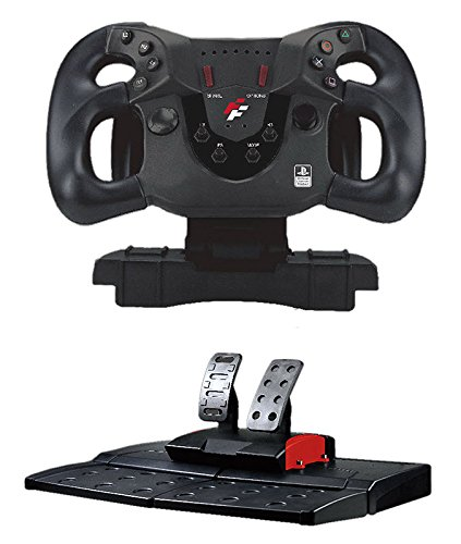 Pace Race Wheel and Pedals (PS4)
