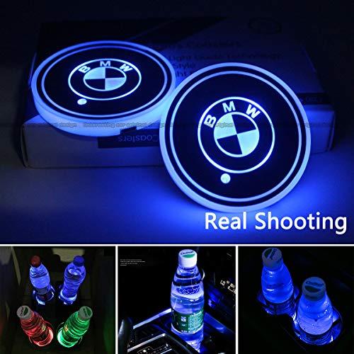 BMW LED Cup Holder Lights