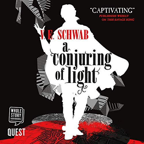 A Conjuring of Light cover art