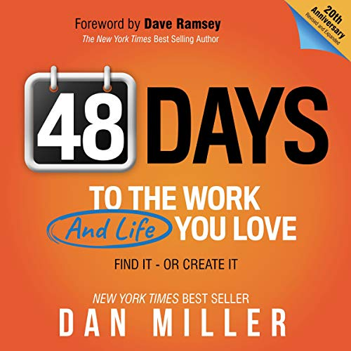 Couverture de 48 Days to the Work and Life You Love