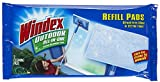 Windex Outdoor All-in-One Window Cleaner Pads Refill, 2 Count (Pack of 4)