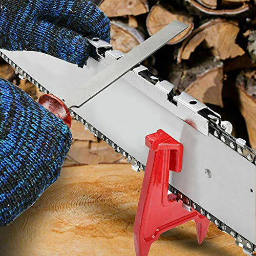 Chain Sharpen Saw Files Tool for Stihl Sharpening and Filing Chainsaws and Other Blades