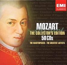 Mozart: The Set Including Symphonies selection Piano Sonatas, Concerti, Masses, Operas Nozze di Figaro, Zauberflote, Cosi fan Tutte etc.