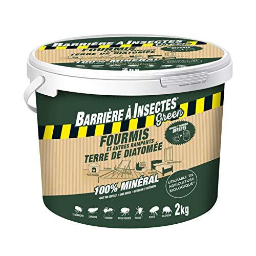 BARRIERE A INSECTES GREEN Anti-fourmis et Autres Rampants,...