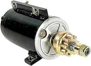 DB Electrical SAB0078 Starter (Omc Johnson Evinrude 583482, 585056, 586279, 5713 Mot2002L 18-5624)