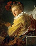 Jean Honore Fragonard – The Music by Jean Honore