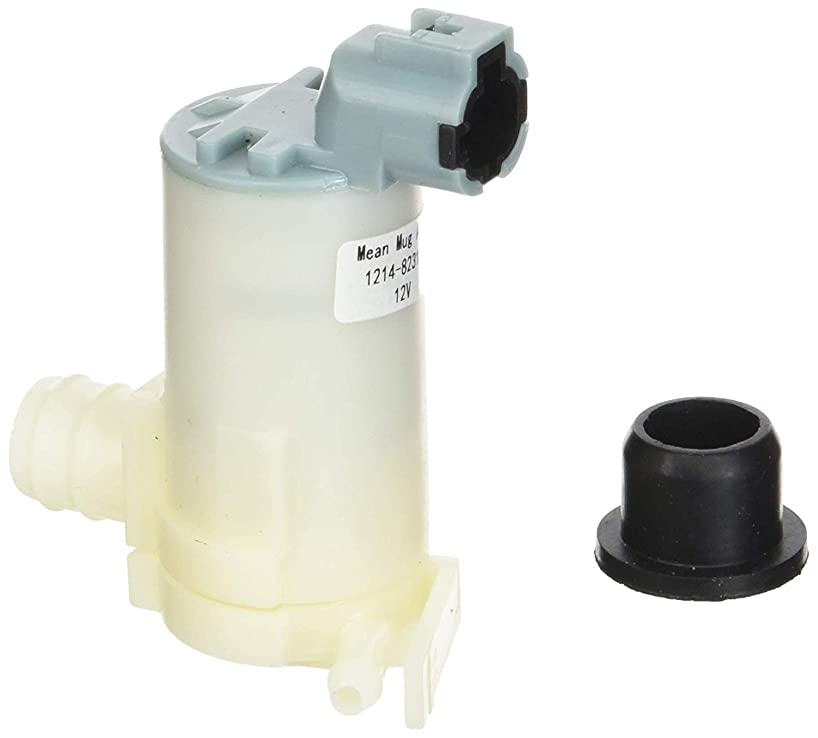 Mean Mug Auto 14919-232316A Windshield Washer Pump w/Grommet - For: Nissan, Infiniti - Replaces OEM #: 289203Z000, 2224620-A, 2224643-A, 6731
